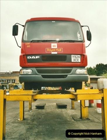 2002-06-30. 100 Years of Yellow Buses Open Day, Mallard Road Depot. Bournemouth, Dorset.    (82)097