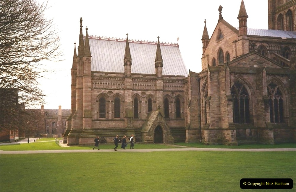 1991 Miscellaneous. (52) Hereford Cathedral. 0052