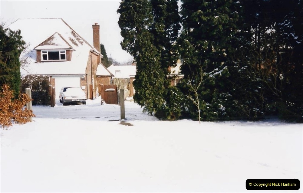 1996 Miscellaneous. (10) Staying in The Lee, Buckinghamshire.0605