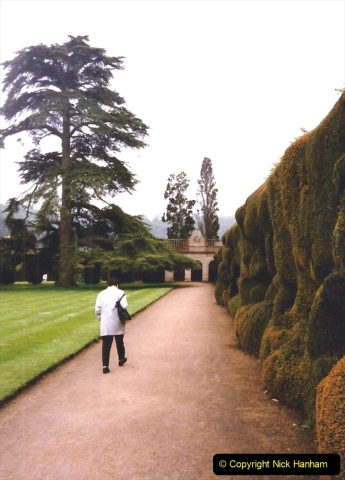1996 Miscellaneous. (27) Montacute (NT) Near Yeovil, Somerset. 0622