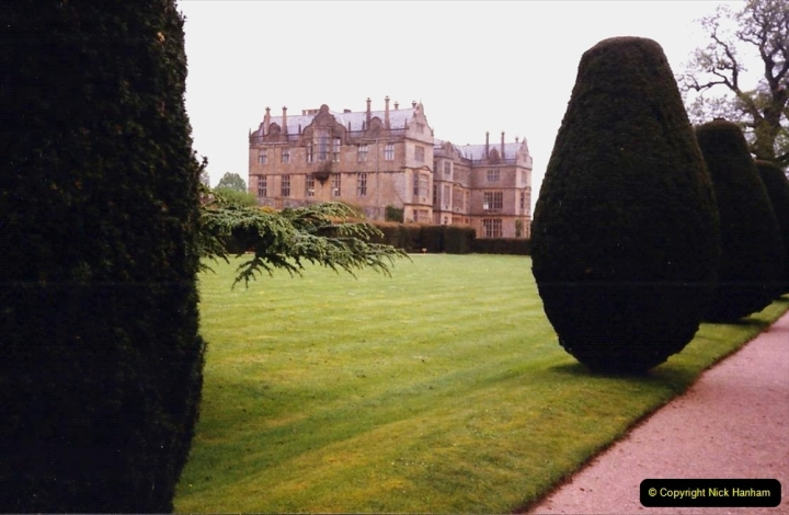 1996 Miscellaneous. (29) Montacute (NT) Near Yeovil, Somerset. 0624