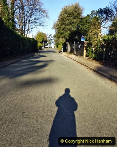 2021-02-28 Local Covid 19 Walk around the Evening Hill area of Poole. (9) 009