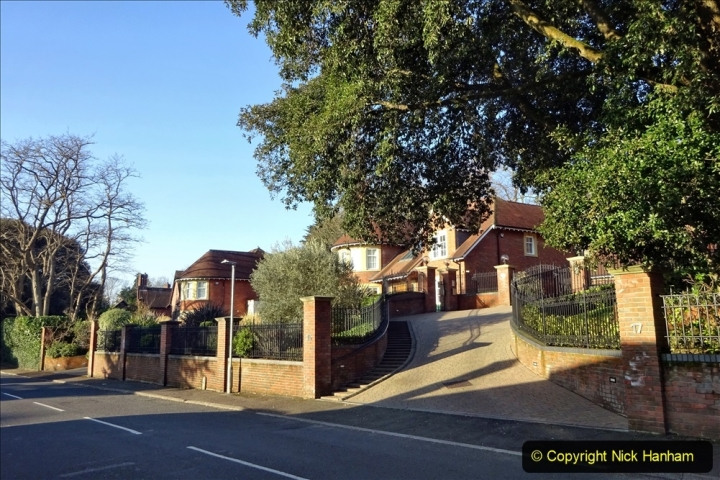 2021-02-28 Local Covid 19 Walk around the Evening Hill area of Poole. (10) 010
