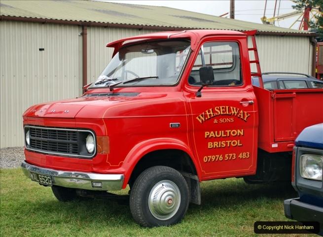 2021-09-05 Truck Fest Shepton Mallet, Somerset. (109)