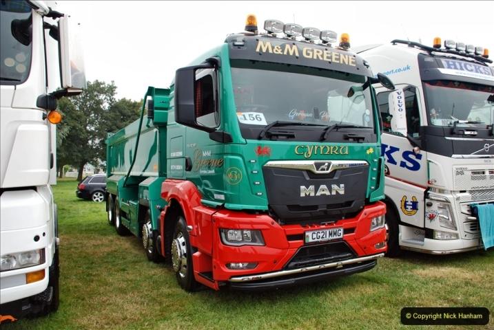 2021-09-05 Truck Fest Shepton Mallet, Somerset. (110)