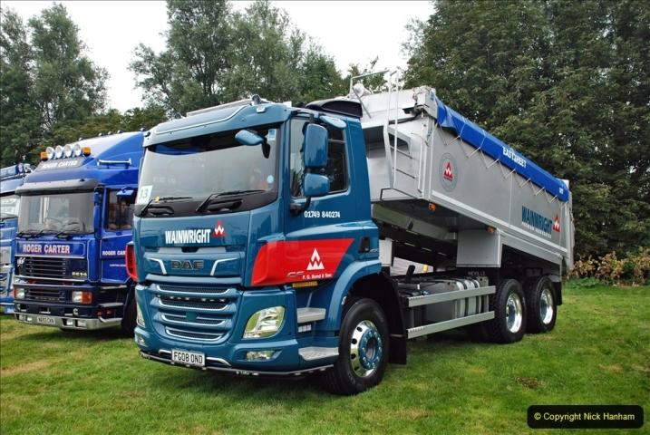 2021-09-05 Truck Fest Shepton Mallet, Somerset. (154)