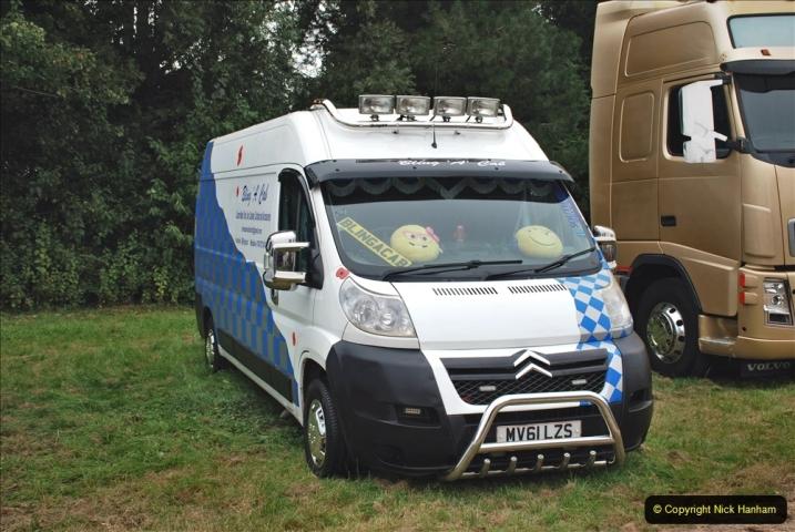 2021-09-05 Truck Fest Shepton Mallet, Somerset. (163)