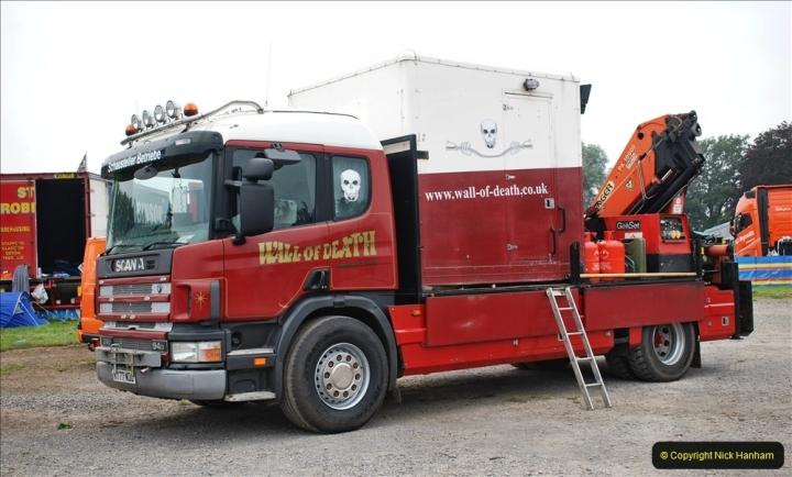 2021-09-05 Truck Fest Shepton Mallet, Somerset. (174)