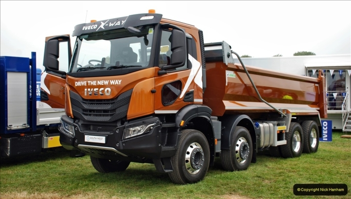 2021-09-05 Truck Fest Shepton Mallet, Somerset. (219)