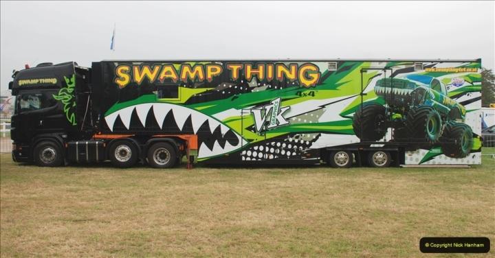 2021-09-05 Truck Fest Shepton Mallet, Somerset. (233)