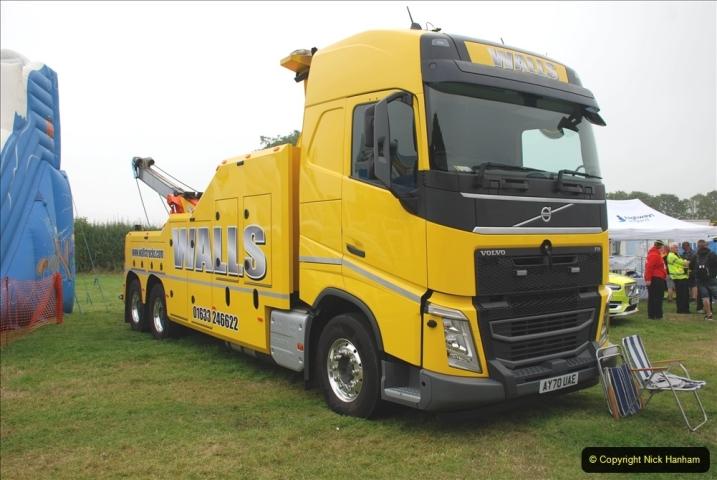2021-09-05 Truck Fest Shepton Mallet, Somerset. (245)