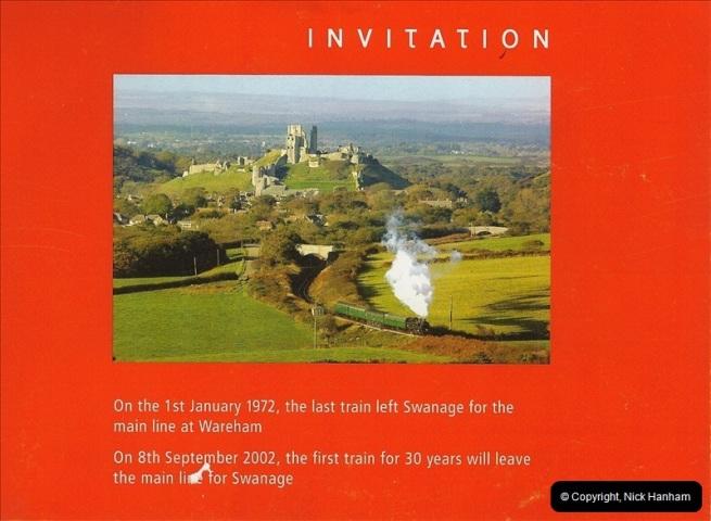 2002-09-08 Virgin Voyager named @ Swanage.  (1)088