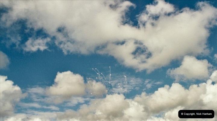 2002-09-08 Virgin Voyager named @ Swanage.  (5)092