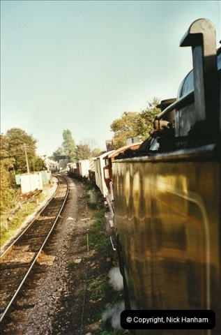 2002-09-14 SR Steam Gala. Your Host driving 80104. (16)165