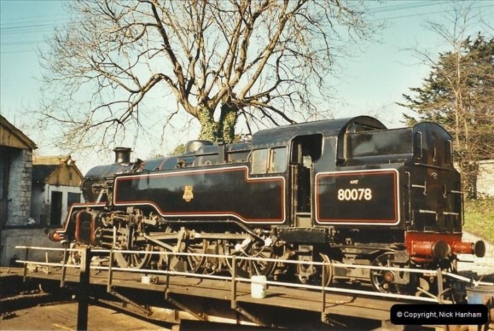 2003-02-28 Swanage.   (3)307