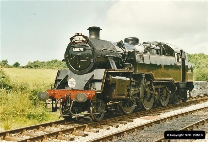 2003-07-09 Norden & Corfe Castle.  (2)364