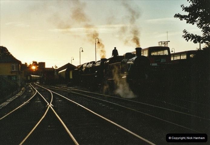 2003-09-14 SR Steam Gala driving 35027.  (1)397
