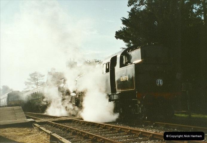 2003-09-14 SR Steam Gala driving 35027.  (7)403