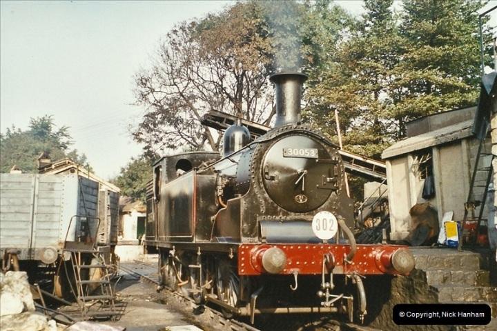 2003-09-14 SR Steam Gala driving 35027.  (10)406