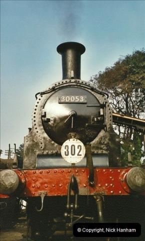 2003-09-14 SR Steam Gala driving 35027.  (11)407
