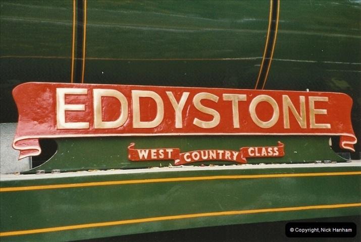 2003-09-30 Eddystone comes to Swanage. (13)421