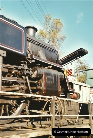 2003-10-25 to 11-02  Thomas week. Driving 08 & Thomas. (8)429