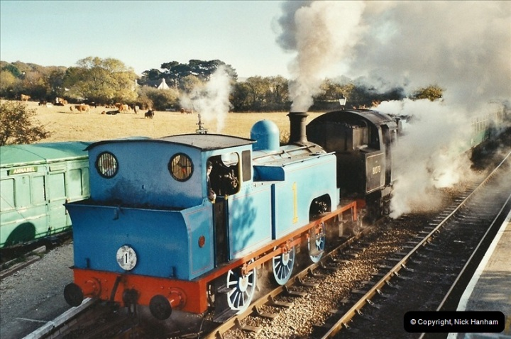 2003-10-25 to 11-02  Thomas week. Driving 08 & Thomas. (17)438