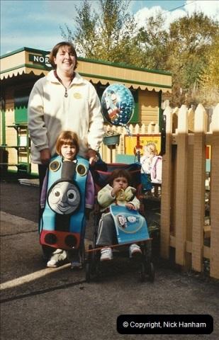 2003-10-25 to 11-02  Thomas week. Driving 08 & Thomas. (18)439