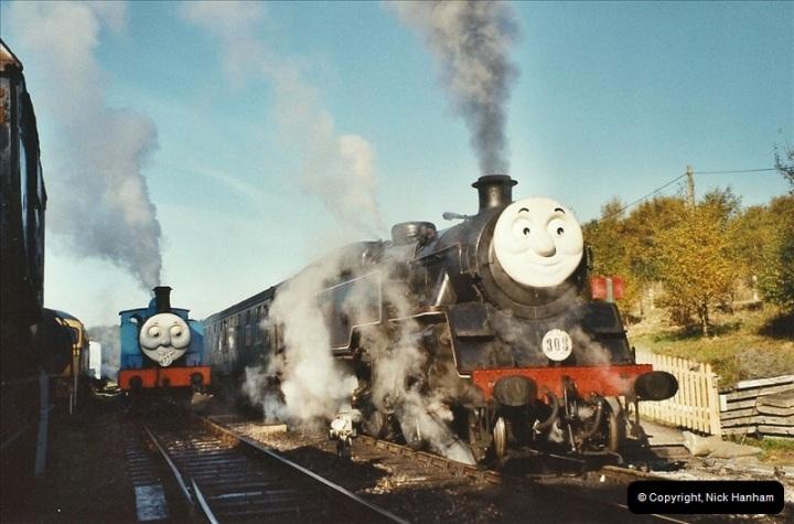 2003-10-25 to 11-02  Thomas week. Driving 08 & Thomas. (19)440