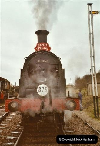 2003-12-23 Santa Specials driving 30053.  (4)452
