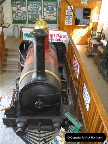 2004-07-13 The Museum @ Corfe Castle.  (12)561