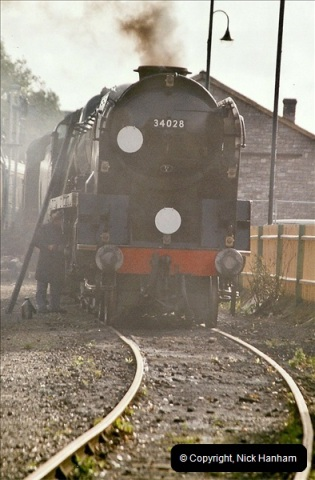 2004-09-11 SR Steam Gala with your Host driving 80104.  (8)589
