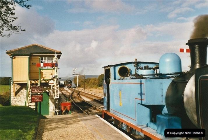 2004-10-25 Driving Thomas on Thomas week.  (3)647