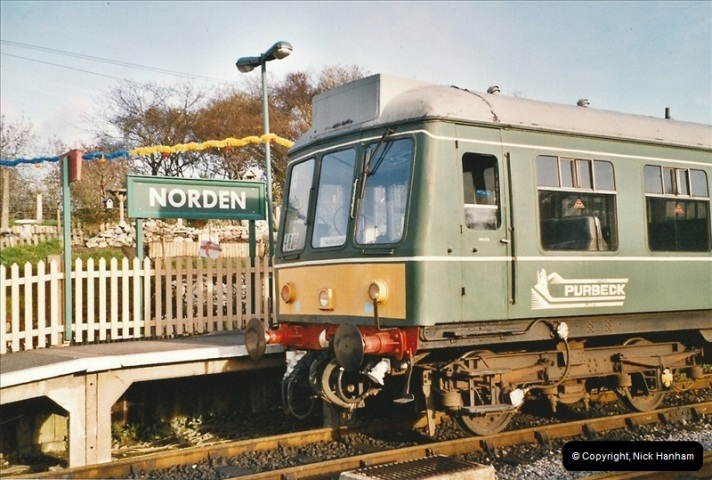 2004-12- 01 to 24 On and about the Swanage Railway.  (10)718