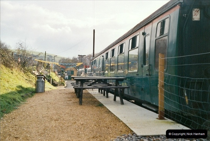 2004-12- 01 to 24 On and about the Swanage Railway.  (13)721