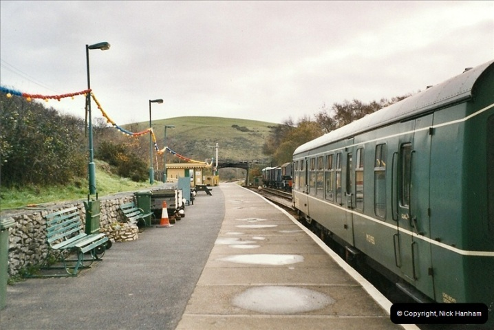 2004-12- 01 to 24 On and about the Swanage Railway.  (15)723