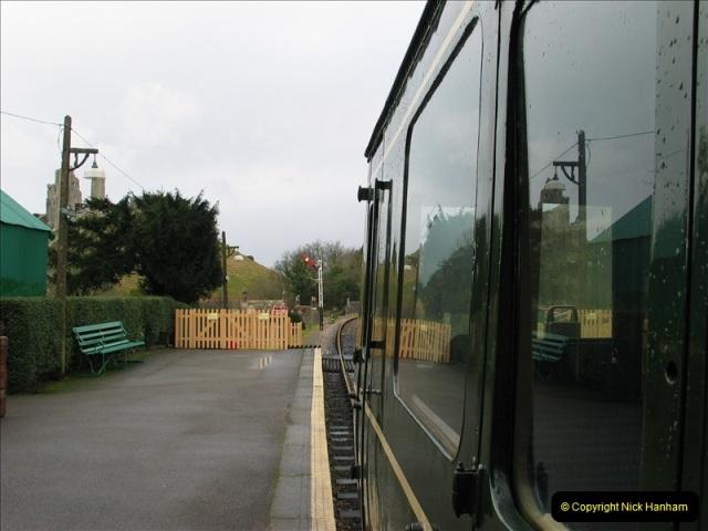 2008-01-05 First ever January DMU service.  (11)0011