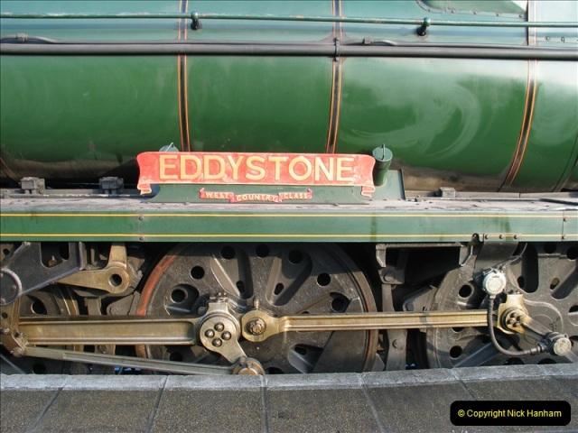 2008-02-11 Driving 34028 Eddystone.  (14)0071