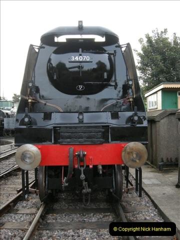 2008-08-09 34070 Manston arrives.  (6)0170