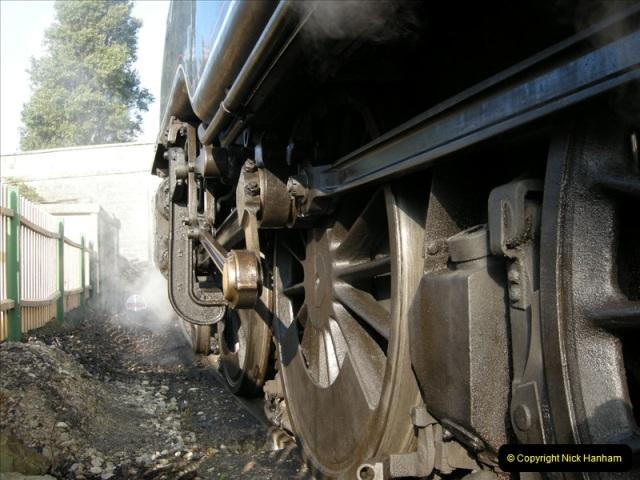 2008-09-13 SR Steam Gala.  (14)0277