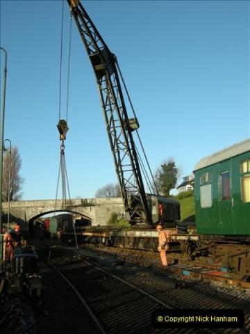 2008-11-12 Mor SR P-Way work.  (4)0476
