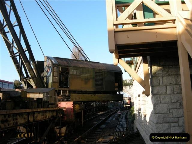 2008-11-12 Mor SR P-Way work.  (10)0482
