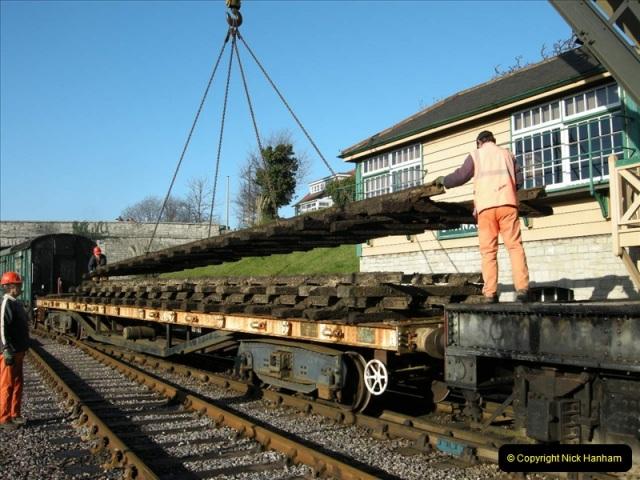 2008-11-12 Mor SR P-Way work.  (29)0501