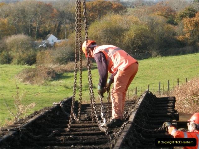 2008-11-12 Mor SR P-Way work.  (50)0522