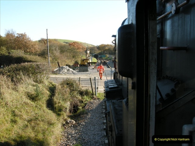 2008-11-12 Mor SR P-Way work.  (69)0541