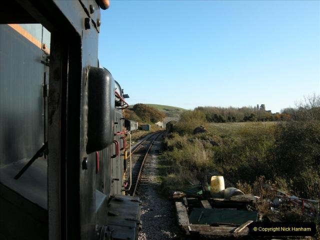 2008-11-12 Mor SR P-Way work.  (74)0546