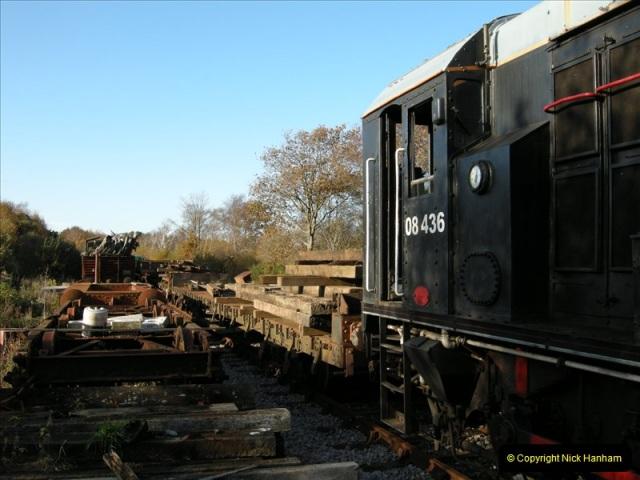 2008-11-12 Mor SR P-Way work.  (77)0549