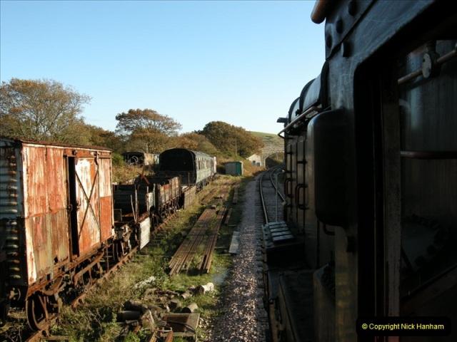 2008-11-12 Mor SR P-Way work.  (79)0551
