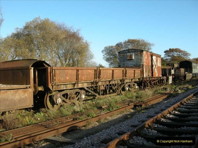 2008-11-12 Mor SR P-Way work.  (88)0560