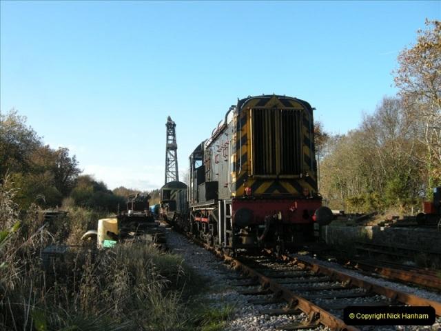 2008-11-12 Mor SR P-Way work.  (89)0561